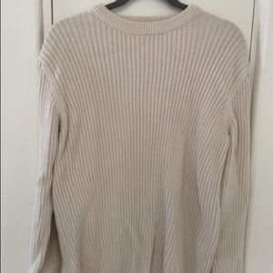 Express pullover sweater